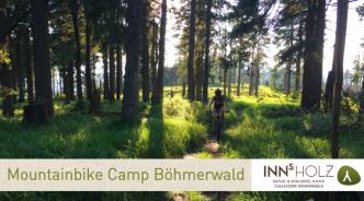 Mountainbiken Böhmerwald - Camp
