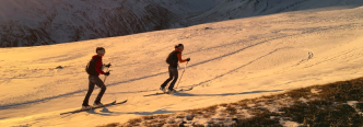 Skitourengehen verboten