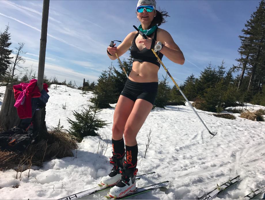 Frühjahrs Skitouren