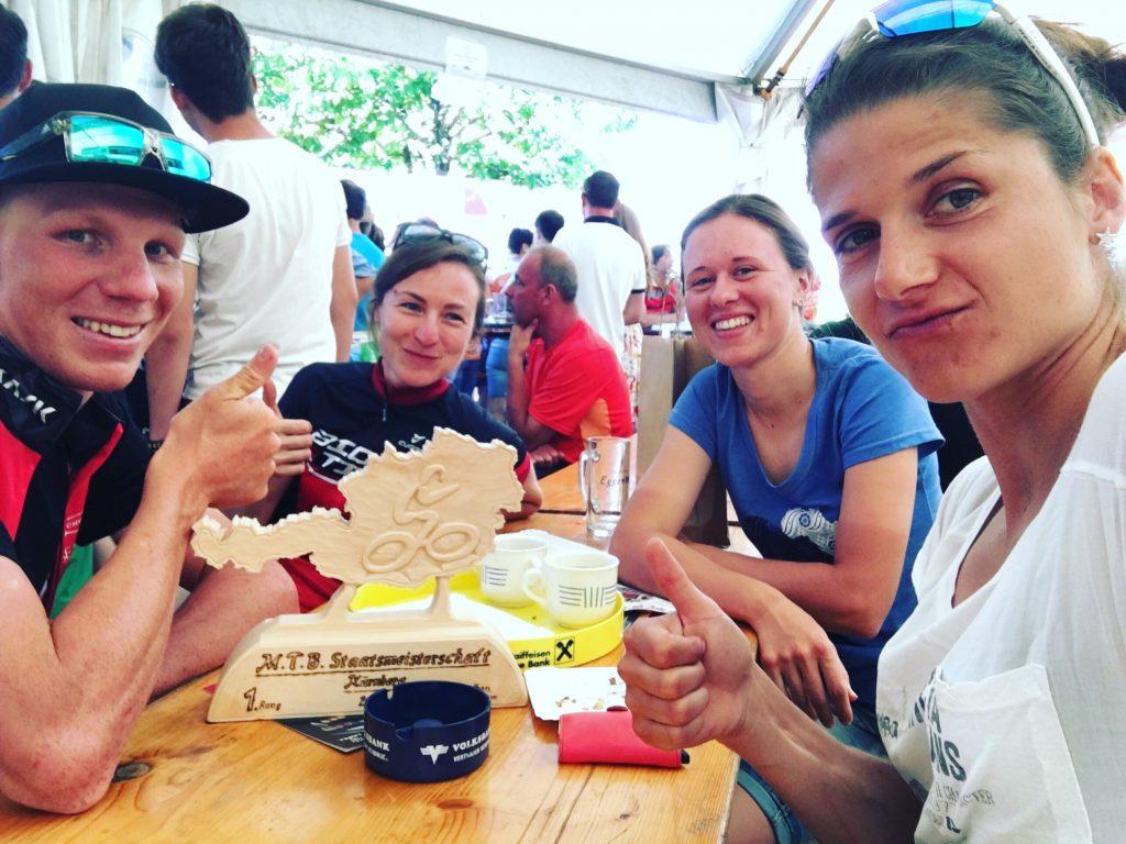 ÖM Marathon Meister Geismayr Tazreiter