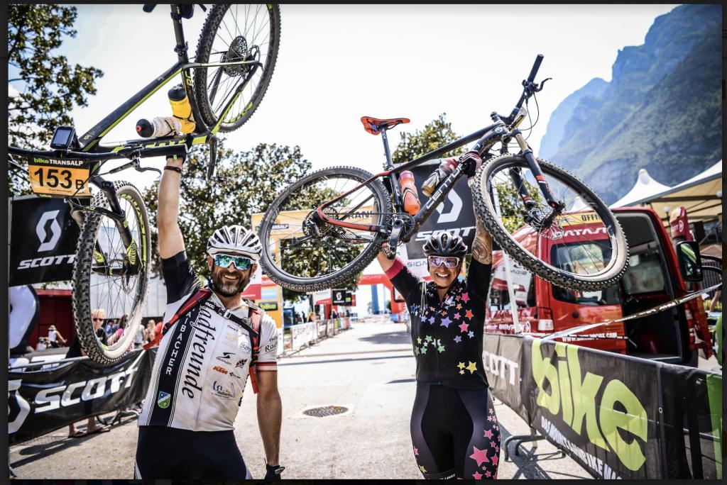 Bike-Transalp-Finisher